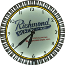 Richmond clock